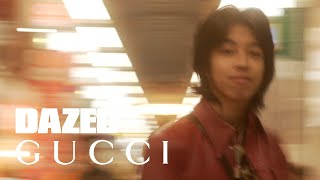 Yoshi Presents 'Onko Chishin' | Absolute Beginners | Dazed and Gucci