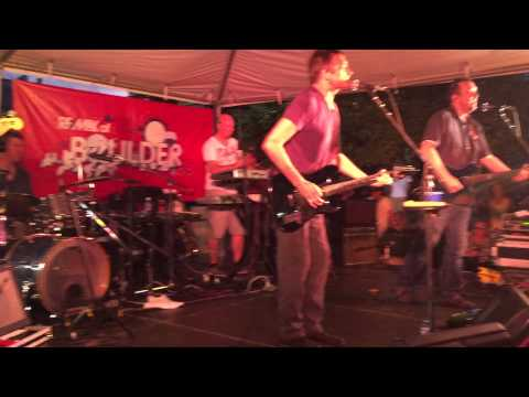 "The Samples: ""Feel Us Shaking"" Live in Boulder 7/29/15"