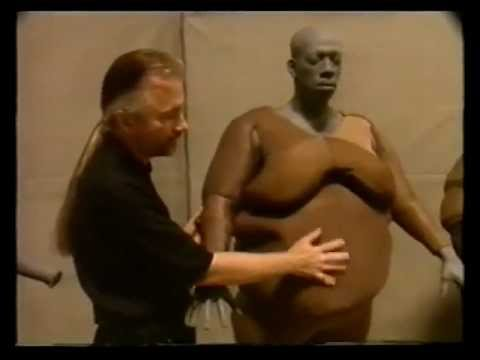 The Nutty Professor   Behind the scenes   Rick Baker
