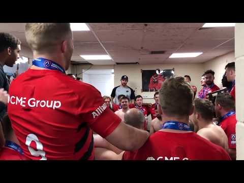 Behind the Scenes | Storm win the Premiership Rugby Shield!