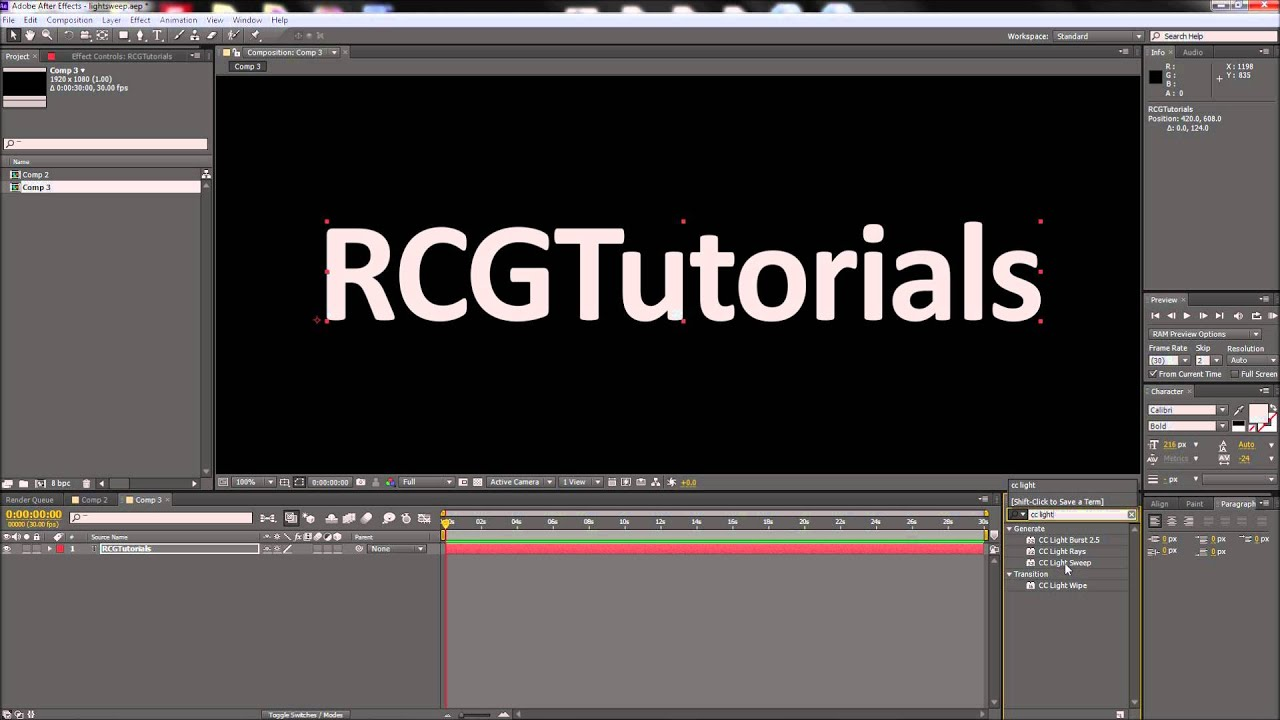 Quick Tutorial: Create a Reusable Retro Type Treatment