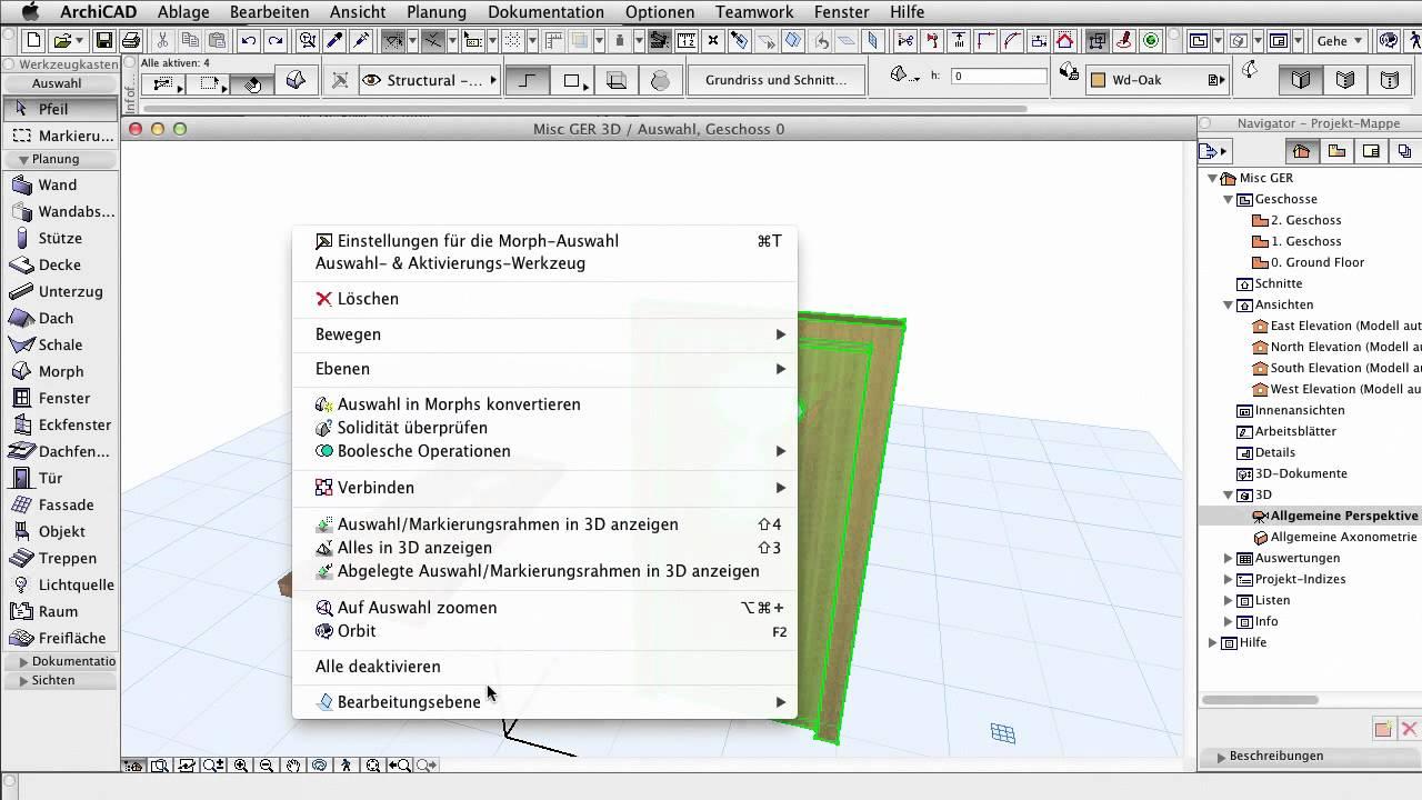 ArchiCAD 16 - BIMcomponents - 20 - GDL-Türe und Fenster sichern ...