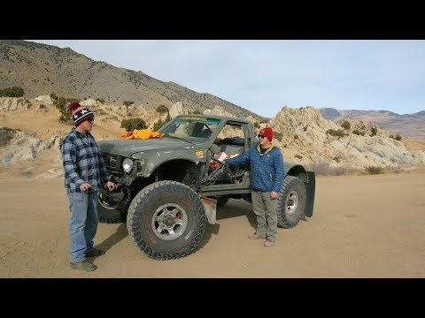 Rock Crawling with Clampy—Dirt Every Day Preview Episode 86