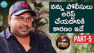 Writer/Director Steven Shankar (Sai Rajesh) Interview Part #5 || Frankly With TNR || Talking Movies