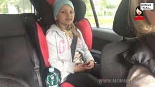 Diono Monterey 2 Autositz und Schutzmatte Bewertung video