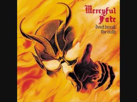 "Mercyful Fate ""Come to the Sabbath"""
