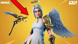 NEW ARK SKIN AND VIRTUE PICKAXE! Fortnite Item Shop Jan 10, 2019 - Fortnite Ark Skin Review!