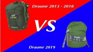"Expedition Hawk - Brand NEW Amok Draumr 2019 VS ""old"" Amok Draumr 3.0"