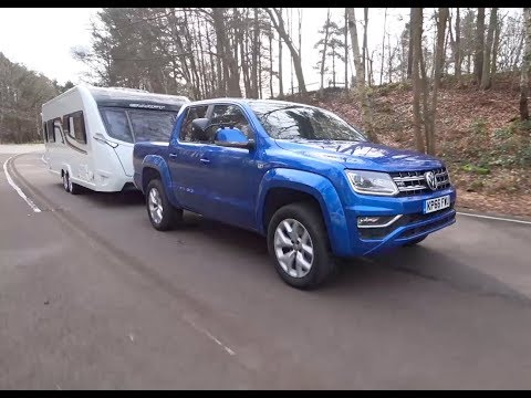 The Practical Caravan Volkswagen Amarok Review