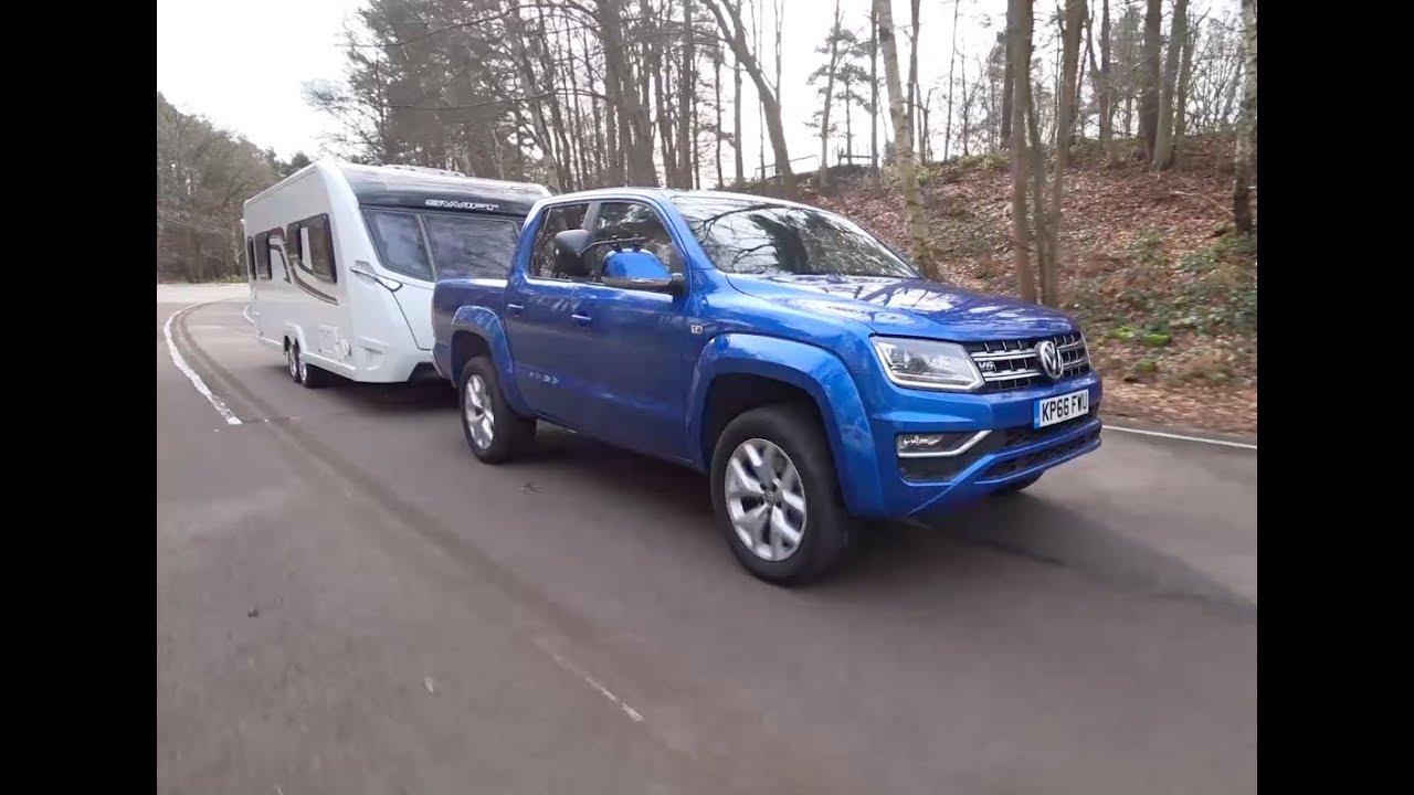 Volkswagen Amarok review - Volkswagen tow cars | Practical