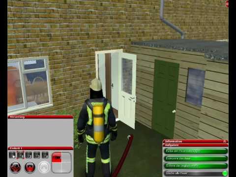 """Straż pożarna-Pożar mieszkania."""