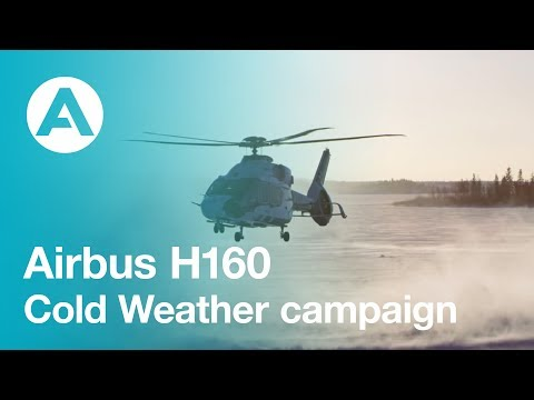 H160 Cold Weather campaign