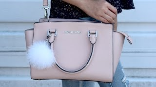 What's In My Purse? - Michael Kors Selma | Emily