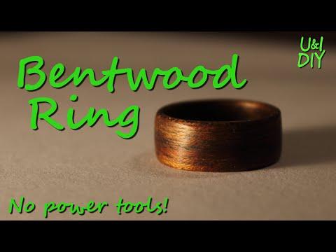 Bentwood Ring - DIY Tutorial
