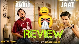 Hostel daze web series review | hostel daze review | Amazon prime video