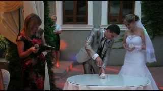 Свадьба   6   обряд с цветным песком