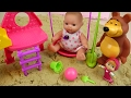 Baby Doll Sand Toys Marsha And Bear Slide mp3
