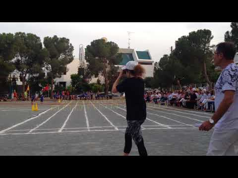 SPORTS DAY AT NAREG ARMENIAN ELEMENTARY SCHOOL NICOSIA,CYPRUS