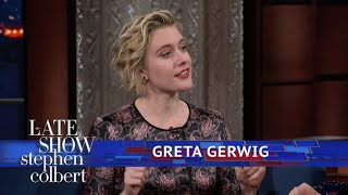 Greta Gerwig On 'Lady Bird,' Her Directorial Debut streaming