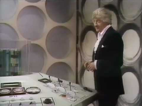 Doctor Who: Jo Grant's first time in the TARDIS