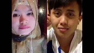 wow keren suaranya mirip artis bollywood mohabbatein azis feat iteung for smule indonesia