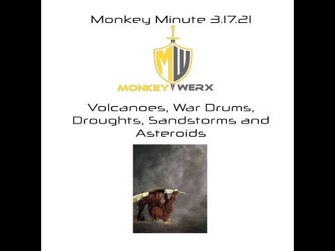 MONKEY MINUTE for 3 17 21