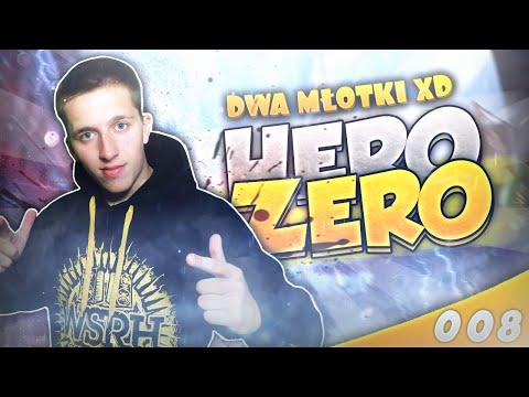 """Hero Zero [PL16] #8 """"DWA MŁOTKI XD"""""""