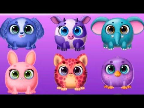Малыши Пушистики в Игре Smolsies #6 Видео для детей про милых НЕОБЫЧНЫХ животных