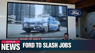 Ford Motor to cut 10% of white-collar jobs as part of global restructuring
