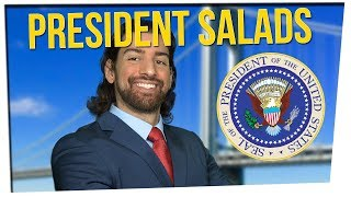 Joey Salads Is Running for Congress?? (ft. Syd Wilder)