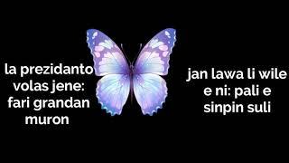leciono 11 de Tokipono en Esperanto