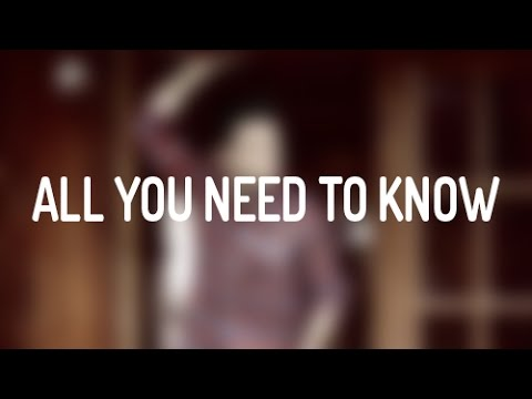 [Subbed] All You Need To Know - Shane Filan