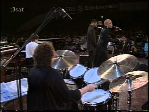 Dee Dee Bridgewater May 1996 Bern, CH