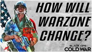 EVERY WAY WARZONE WILL CHANGE IN COLD WAR [That We Know] Official News & Leaks For Call of Duty