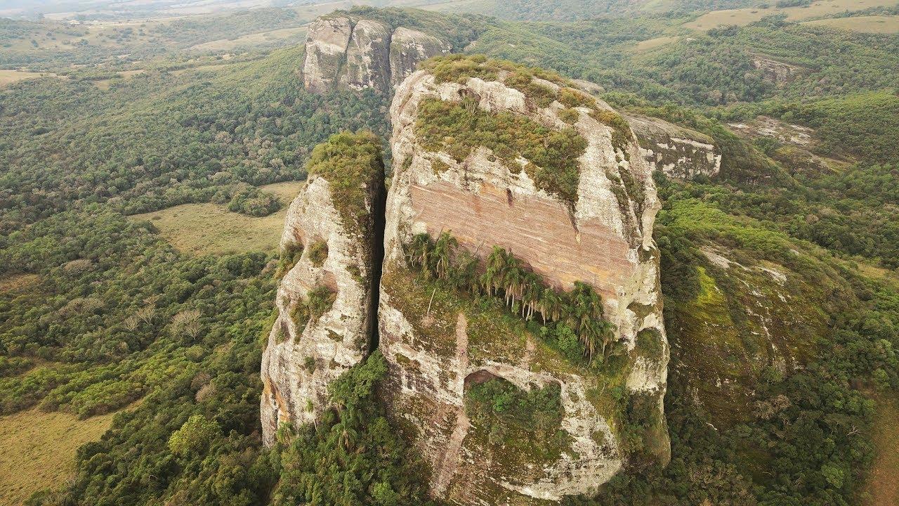 Via De Filho para Pai - Pedra da Abelha - Caçapava do Sul/RS