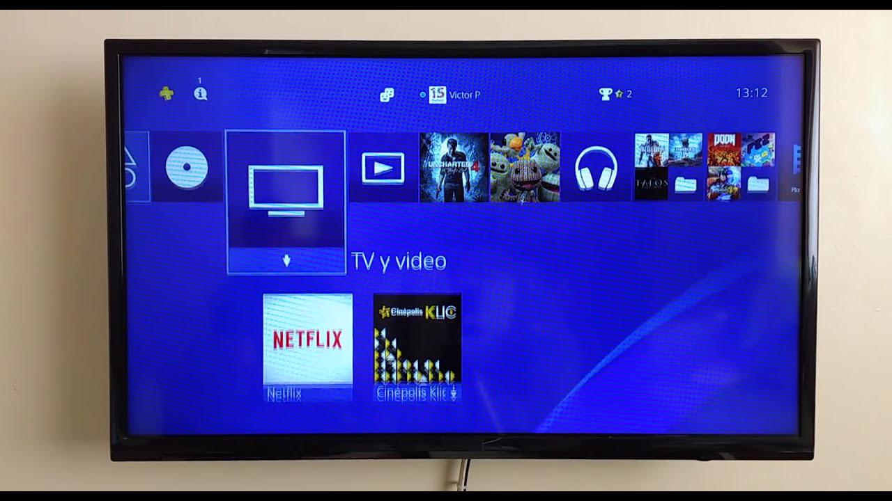 Playstation 4 75 Mejor Imagen En Tv O Monitor Con Los Ajustes De
