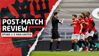 Referees Are A DISGRACE. | Spurs 1-3 Manchester United | Post-Match Review