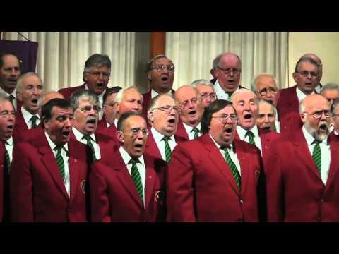 'Anthem' from Chess - South Wales Male Choir (Cor Meibion De Cymru)