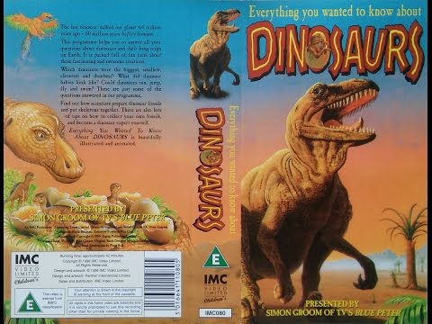 Everything You Wanted to Know About Dinosaurs [VHS] (1996)