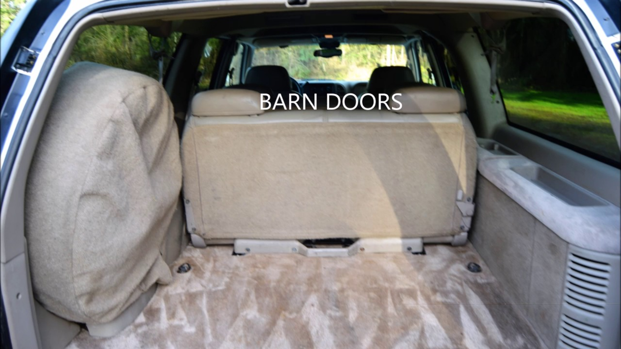 1997 chevrolet suburban 1500 lt 4wd 3rd row seat 147k miles 5 7l v8 youtube. Black Bedroom Furniture Sets. Home Design Ideas