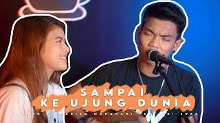 Nabila Maharani Feat  Tri Suaka - Sampai Ke Ujung Dunia  - Dirly (Cover)