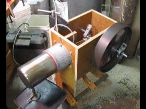 Attempt to build a large Stirling Engine - ViYoutube