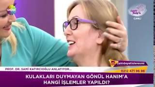 İki kulakla işitmek neden önemli? Zahide Yetiş'le Show TV