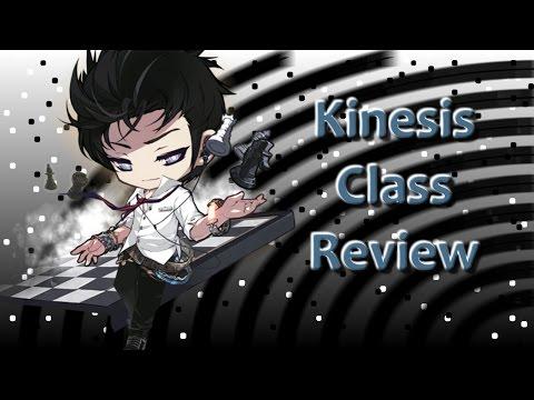 Kinesis Class Review - Maplestory