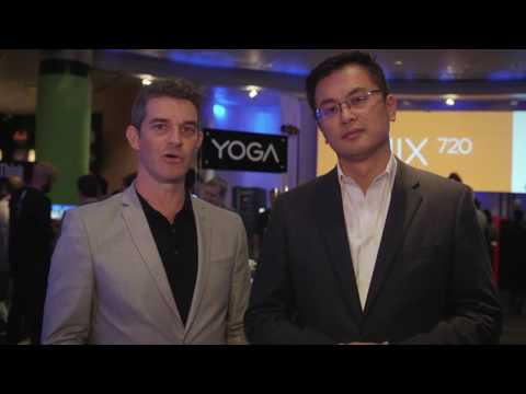 #CES2017 with Ken Wong and Nick Reynolds