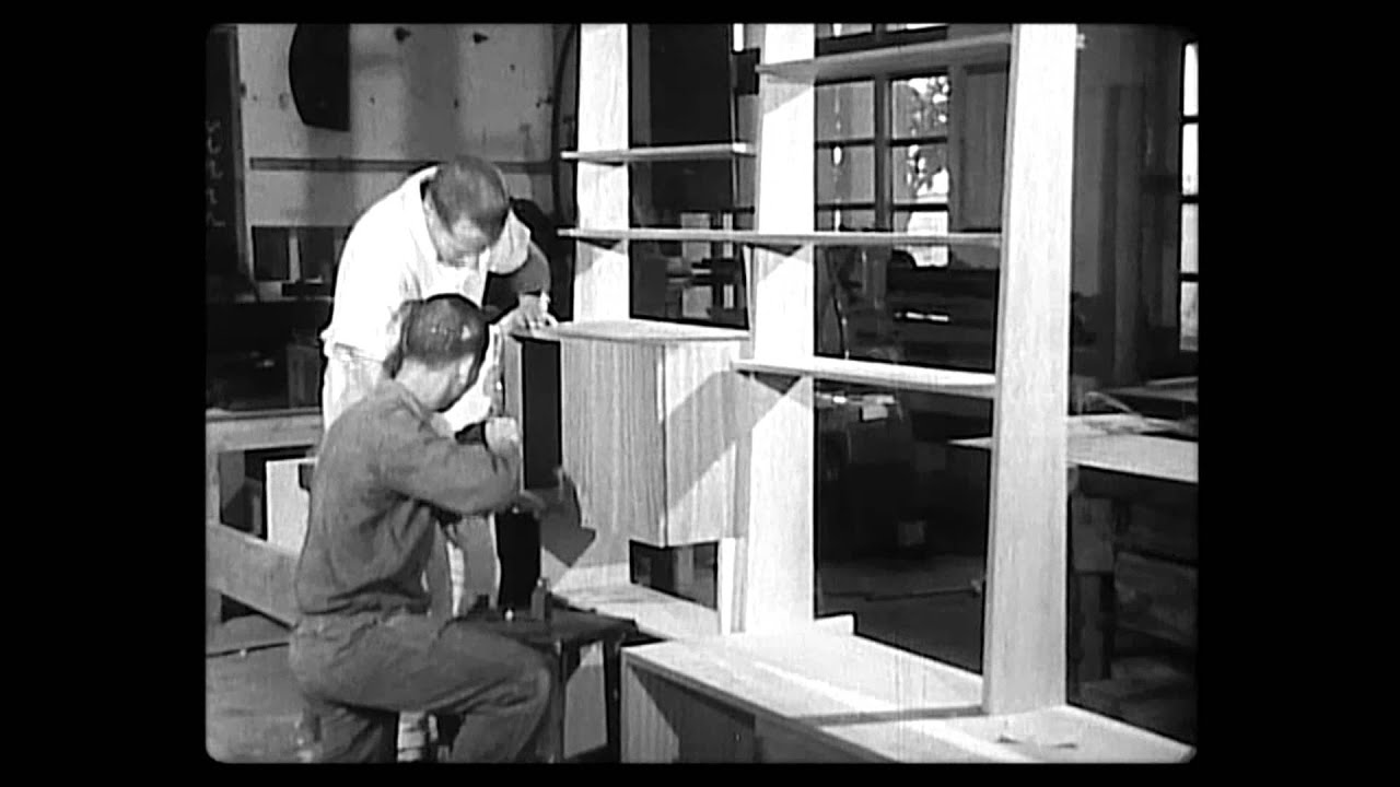 白冷會介紹公東高工 SMB stellt die Handwerkerschule Taidong vor (1967) - YouTube