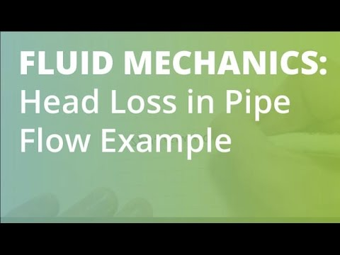 Losses in Pipes