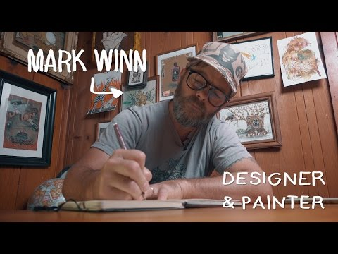 Logo Design with Mark Winn