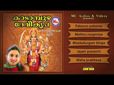 കാടാമ്പുഴ ദേവീ കൃപ | KADAMBHUZHA DEVI KRIPA | Hindu Devotional Songs Malayalam | Devi Songs