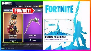 HOW DO I GET A NEW SWORD? WHEN THE REST OF THE CHRISTMAS SKINS? | FORTNITE